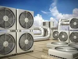 Stainless Steel Industrial Hvac System, Capacity: 25 Tons
