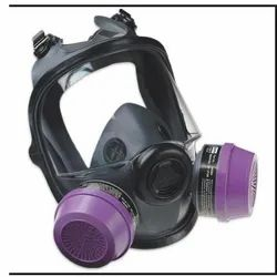 HONEYWELL Full Face Mask With P100 Reusable N99, Model Name/Number: 54001, Corona Protection