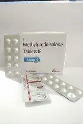 Methylprednisolone Tablets IP