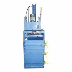 Hydraulic Waste Baling Machine