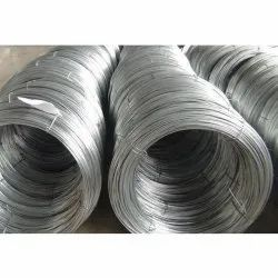 Polished Silver Iron Wire