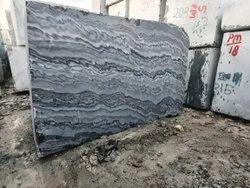 Ash Black Marble Block