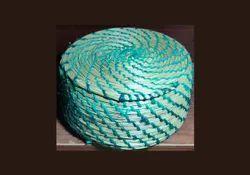 Handicraft Sabai Sea Kauna Grass Hamper / Chapati / Round Basket, Size/Dimension: 6