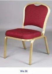 Aluminium Stacking Chair WA26