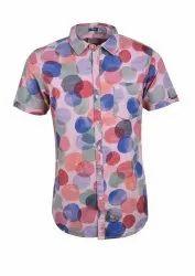 Printed Casual Shirt