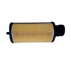 Paper Core Air Lube Oil Filter Element, For Automobile Industry, Capacity: 2200 Cfm
