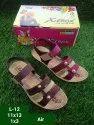 Casual Wear Xerox Girls Pvc Sandal, Size: 11