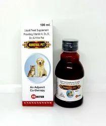 Pet Multivitamin Syrup