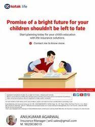 Life Insurance Service, in MUMBAI, Min 3, Max 75