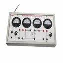 Triac Characteristics Apparatus, For Scientific Laboratory, Model Name/number: El-150