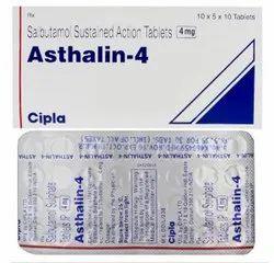Asthalin Salbutamol Tablets