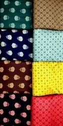 Rayon Fabric Printing Service, In Jaipur, Dimension / Size: 48 Width