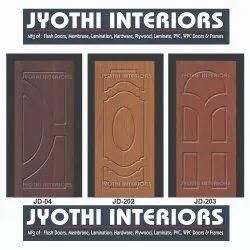 Membrane Moulded Door