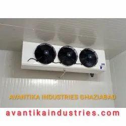 3 Fan PPGI Indoor Evaporator Unit