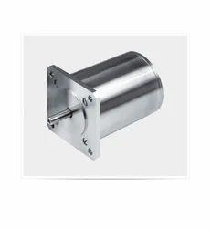 High Vacuum, High Temperature Steppers Motors
