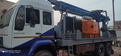 PDTHR 300 Man Truck Mounted Cum Rotary Drilling Rig