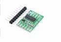 HX711 Dual-Channel 24 Bit Precision A/D Weight Pressure Sensor Module