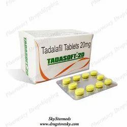 Tadasoft 20mg Tablet