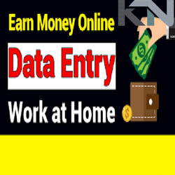 Data Entry WorkEarn Money