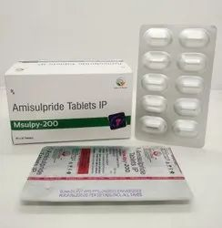 Amisulpride 200mg Tablet ( MSULPY-200 )