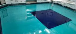 Hospital Epoxy Flooring Service, Chemical Resistant