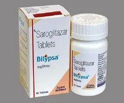 Bilypsa Saroglitazar 4mg Tablet