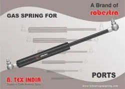 Gas Springs For Ports