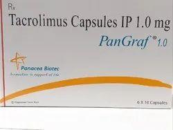Tacrolimus 1.0mg Capsules