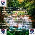 Nursing And Healthcare Practice PhD Thesis Writing Services