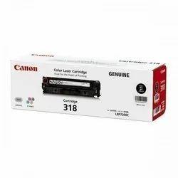 318 Yellow Canon Toner Cartridge