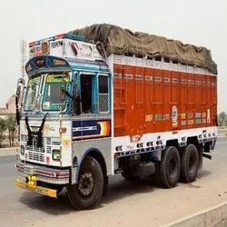 Trailer and trucks transportation services all over India
