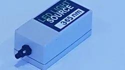 Round 365nm LED, For Lighting, 5V