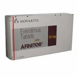Afinitor Everolimus Tablets