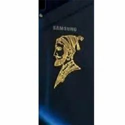 Golden Mobile Metal Stickers, Packaging Type: Packet, Size: A4