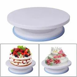 CAKE TURN TABLE WITH GRIP