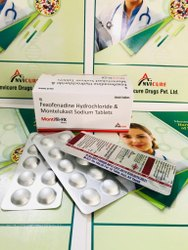Fexofenadine Hydrochloride And Montelukast Sodium Tablets