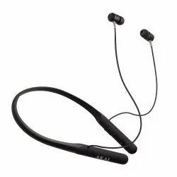 Mobile Black BE20 Akai Bluetooth Wireless Neckband Earphone