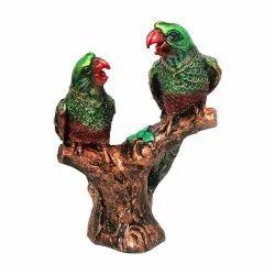Resin Parrot / Bird Figurines