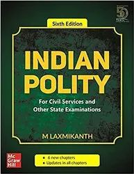 English Indian Polity 6th Edition