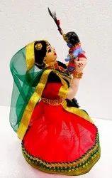 Yasodha Krishnan Golu Doll