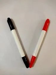 Black And Red Kopybake Double Tip Edible Markers