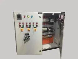 Hydraulic Machine Control Panel, Operating Voltage: 415 V, Degree of Protection: IP55