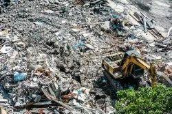 Commercial Structures Dismantling Service