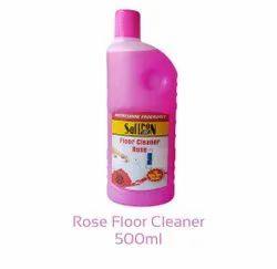 500 Ml Rose Liquid Floor Cleaner