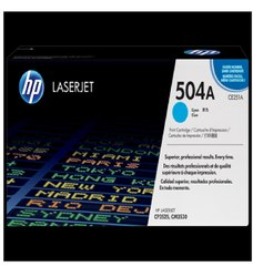 CE251A HP Laserjet Toner Cartridge