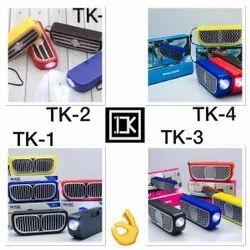 TK-1 Bluetooth Speaker With Torch