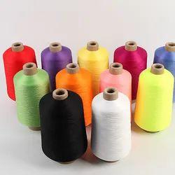 Dyed Crimped Nylon Yarn