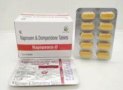 Naproxen Sodium 500 mg Domperidone Tablets