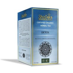 Organic Shistaka Detox Green Tea
