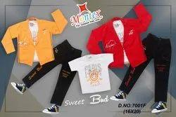 Cotton Shirts & T-Shirts Complete Range Of Kids Wear